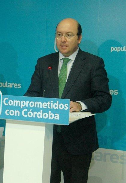 El PP recuerda a Víboras que Andalucía continuará siendo la principal preceptora de España de fondos de la PAC