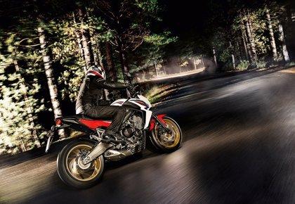 Honda lanza en España de la CB650F