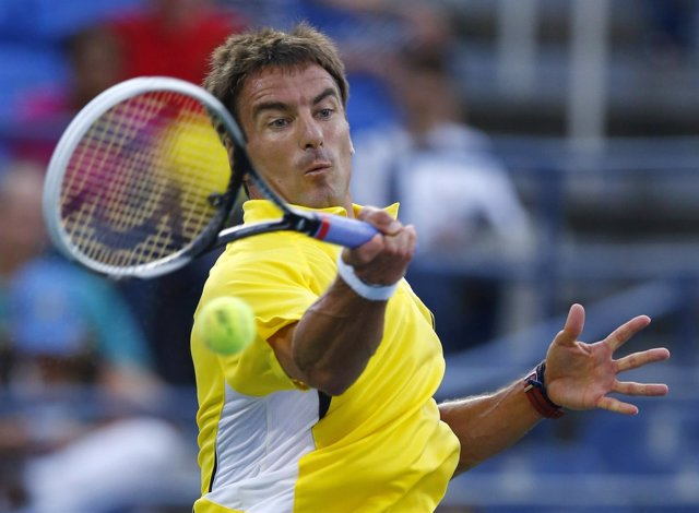 Tommy Robredo en el US Open