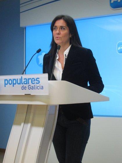 """Prado (PPdeG) asegura que """"nunca intercedió"""" por su marido ni """"alteró el precio"""" de contratos públicos"""