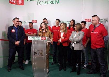 PSOE tomará medidas y denunciará los desperfectos ocasionados en sus sedes por extrabajadores de Delphi