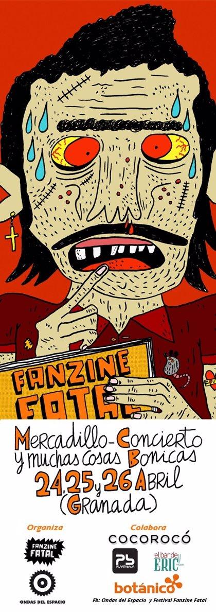 El Festival Fanzine Fatal, escaparate este fin de semana en Granada de las publicaciones gráficas autoeditadas