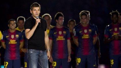 Fallece el exentrenador del FC Barcelona Tito Vilanova
