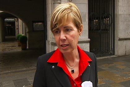 Los concejales del PSC en Girona ratifican a Pia Bosch como portavoz de la ciudad