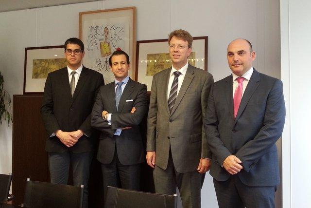 Reunión de los alcaldes con Segittur