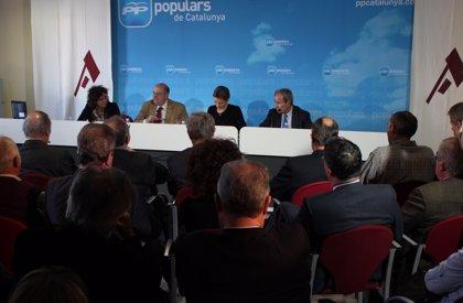 Fisas asegura que sólo un PP fuerte en Europa garantizará el sector agrícola catalán