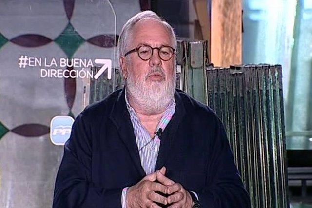 "Cañete cree que España ""será fuerte en la Unión Europea"""