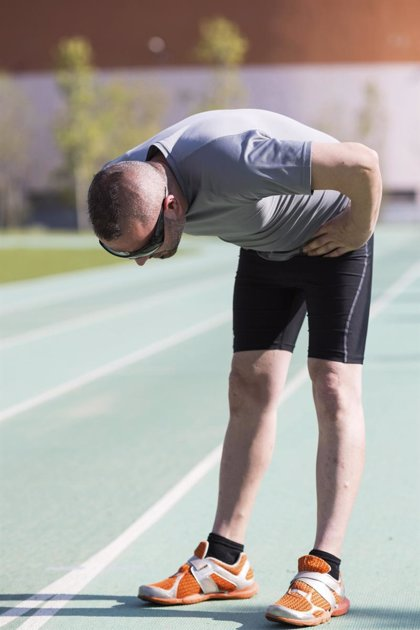 ¿Qué es el síndrome de sobreentrenamiento?