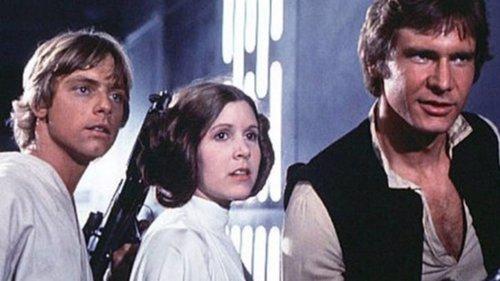 Fotograma de Star Wars Lucasfilm