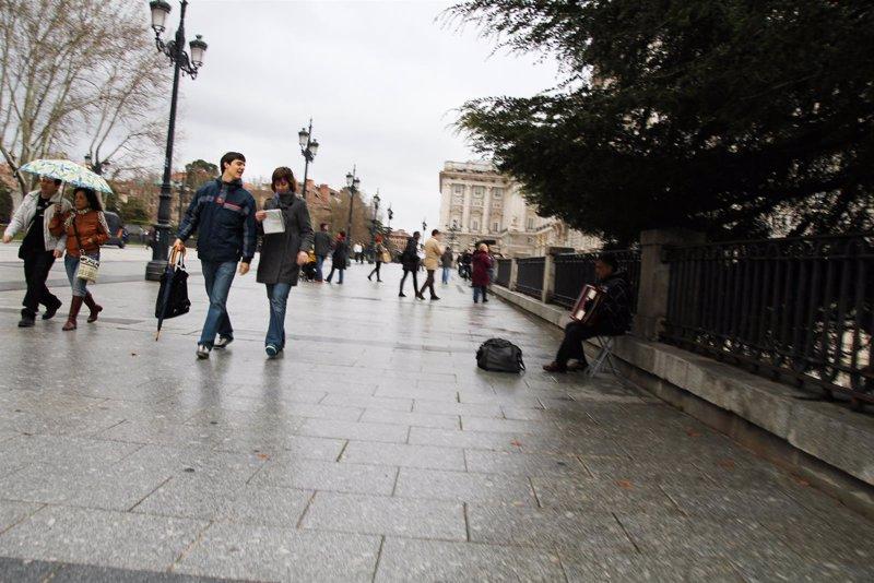 Madrid se convierte tras londres en el segundo destino for Agencia turismo madrid