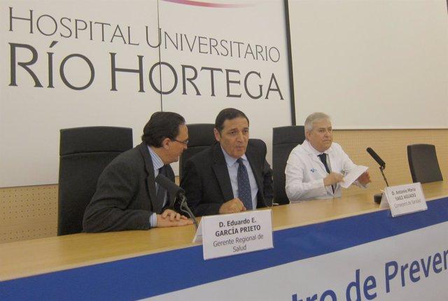 Sáez Aguado inaugura el Encuentro de Prevención de Riesgos Laborales en Sacyl