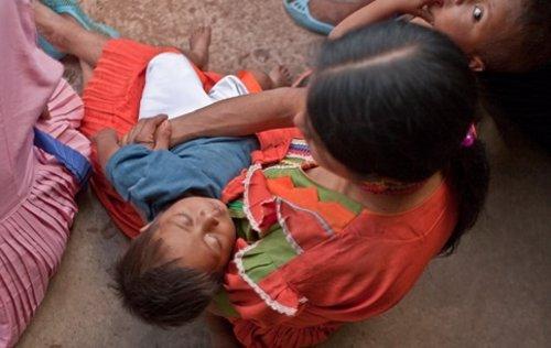 Acción contra el Hambre denuncia situación en Centroamérica