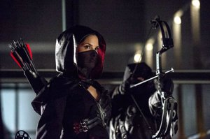 Arrow episodio 23