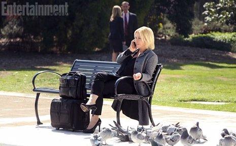 Primera imagen de Patricia Arquette en el spin-off de CSI
