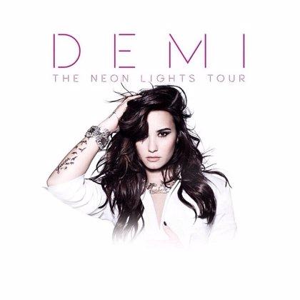 Los fans de Demi Lovato elegirán las paradas de su próxima gira europea a través de Shazam