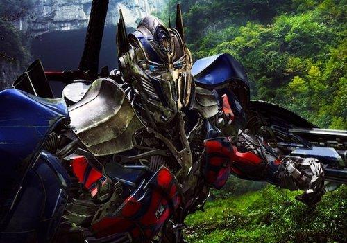 Optimus Prime en Transformers 4