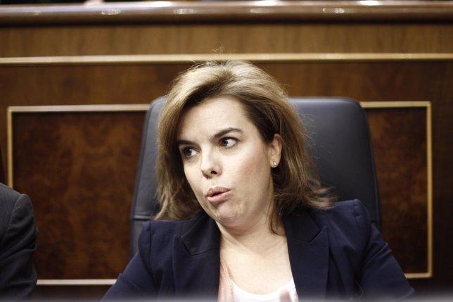 Soraya Sánz de Santamaría