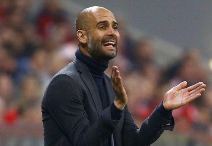 """Guardiola: """"Mi decepción es por no haber jugado bien la primera parte"""""""