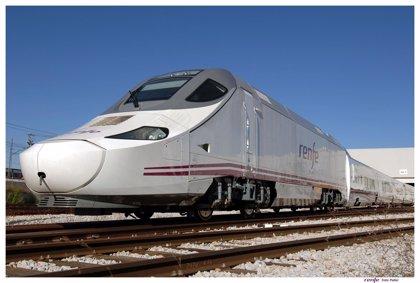 Renfe reforzará desde hoy con 10.600 plazas adicionales los trenes de CyL con motivo del puente del Primero de Mayo