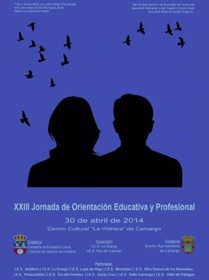 CANTABRIA.-Camargo.- Alumnos de 10 institutos se citan en La Vidriera en una jornada de orientación educativa y profesional
