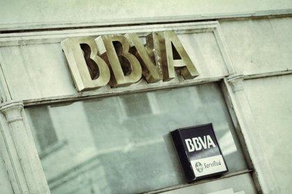BBVA gana 624 millones hasta marzo, un 64% menos, por la ausencia de plusvalías