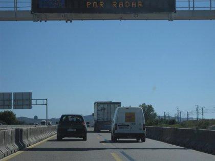 La DTG prevé unos 150.000 desplazamientos en las carreteras asturianas en la operación especial del 1 de mayo