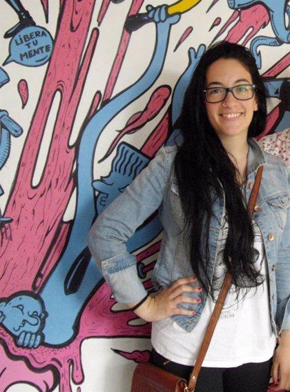 Un integrante de la II Lanzadera de Empleo de Aguilar (Palencia), finalista en dos concursos de diseño