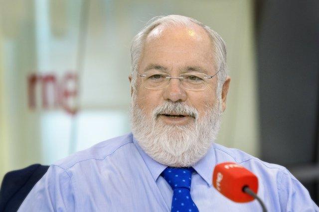 El candidato del PP a las europeas, Miguel Arias Cañete