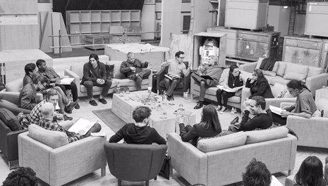 Casting de Star Wars