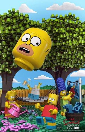 Los Simpson. Especial de Lego