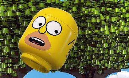 Nuevo cartel y promo del episodio de Lego de Los Simpson