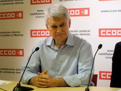 Gil (CCOO) espera que los datos de desempleo del mes de abril bajen