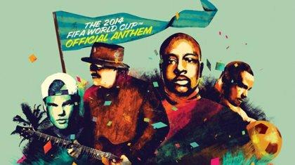 Santana, Wyclef, Avicii, Alexandre Pires se unen en el himno del Mundial