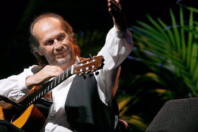 El gran Paco de Lucía será homenajeado en Madrid y Algeciras