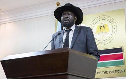 """Kiir asegura que está dispuesto a mantener un """"cara a cara"""" con Machar"""