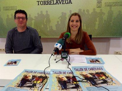 Comienza el taller de cabezudos de la asociación cultural Quimaranes