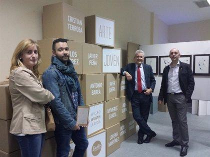 Del Río ha inaugurado la XXIX Muestra de Arte Joven de La Rioja que destaca por su alta creatividad e innovación