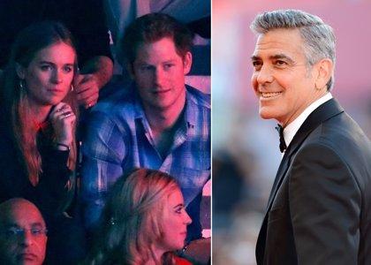 La ruptura del Príncipe Harry con Cressida Bonas, el compromiso de George Clooney... ¡Y muchos más cotilleos!