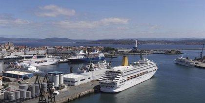 Otros dos cruceros recalarán en A Coruña