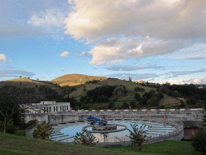 El Consorcio de Aguas Bilbao Bizkaia celebra este domingo en la Planta de Venta Alta la Fiesta del Agua