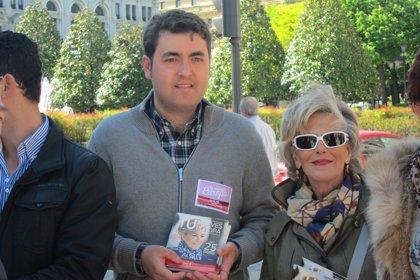 Jonás Fernández (PSOE) ve margen para mejorar las encuestas