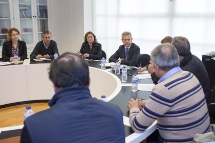 Xunta y representantes de productos gallegos con indicativo de calidad analizan vías de colaboración