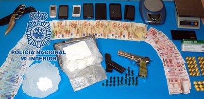 La Policía desmantela una red de tráfico de drogas entre Castellón y Benicarló