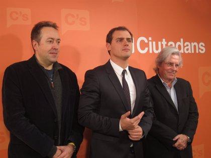"""Girauta (C's) cree que el concierto vasco """"desligitima"""" la oposición al pacto fiscal"""