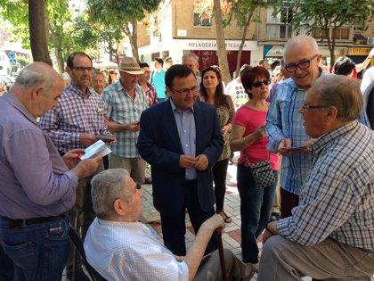 El PSOE se lanza a la calle para decir a la ciudadanía que Europa tiene que ser socialista