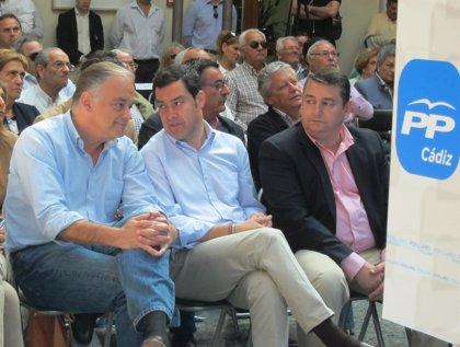 """González Pons: """"Estas pueden ser las primeras elecciones europeas que ganemos en Andalucía"""""""