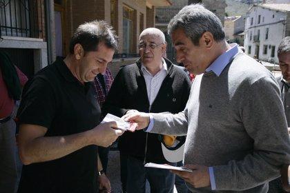 """Villarrubia dice que en las Elecciones está en juego """"la Europa solidaria y el modelo social europeo"""""""