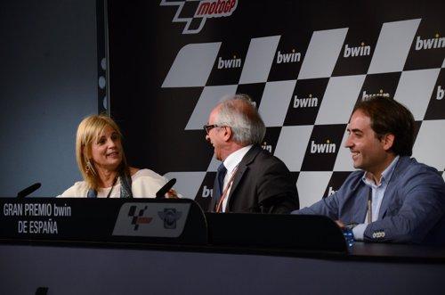 Rueda de prensa en Jerez