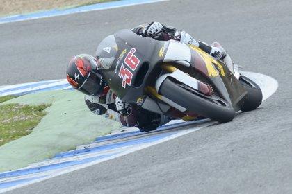 Kallio saldrá primero en Moto2