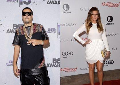 Khloe Kardashian ya tiene nuevo amor, el rapero French Montana